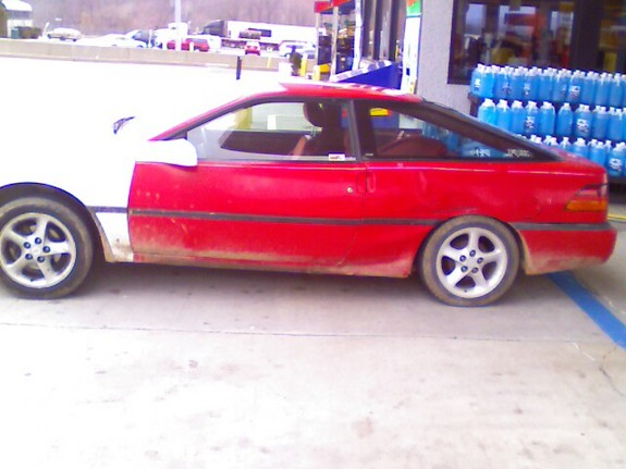 Another goldshock 1989 Ford Probe post... - 11826549