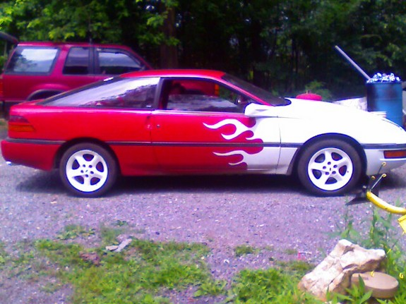 Another goldshock 1989 Ford Probe post... - 11826550