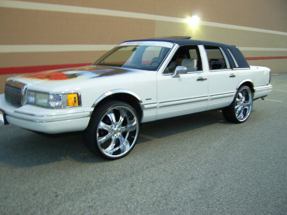 Chrisinoh 1993 Lincoln Town Car Specs Photos Modification Info At