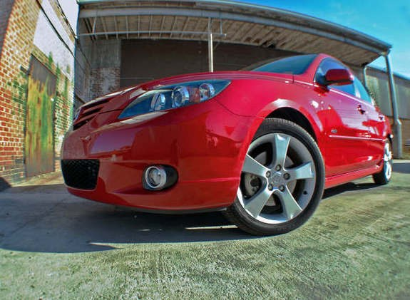 Another Lil_Red3 2006 Mazda MAZDA3 post... - 9441085