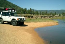 devinw 2000 Land Rover Discovery