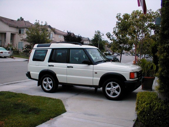 Devinw 2000 Land Rover Discovery Specs Photos