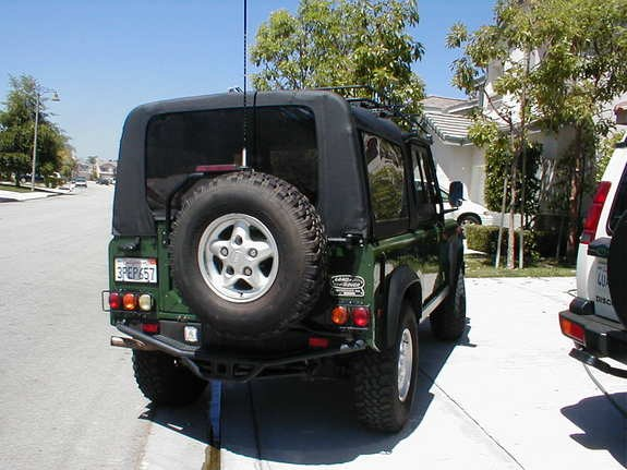 Another devinw 1995 Land Rover Defender 90 post... - 9440678