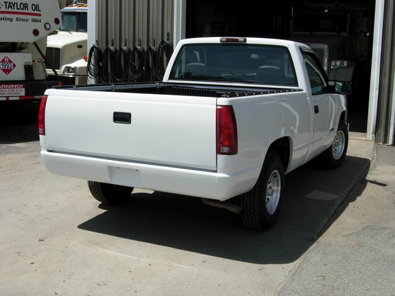 Another shortbed 1998 Chevrolet C/K Pick-Up post... - 9441942