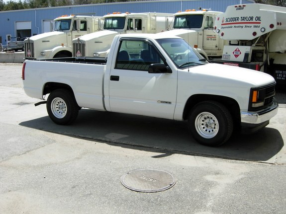 Another shortbed 1998 Chevrolet C/K Pick-Up post... - 9441943
