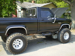RICHARD302s 1984 Ford Ranger Regular Cab