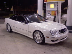 cl600sicklookin 2002 Mercedes-Benz CL-Class