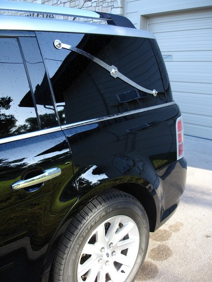 1bodyhauler 2009 Ford Flex Specs Photos Modification