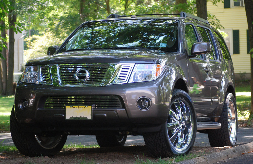Iwaldrum 2008 Nissan Pathfinder Specs Photos