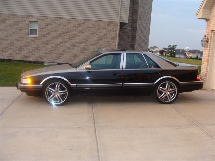 mellowmel0430 1994 Cadillac Seville Specs, Photos, Modification Info