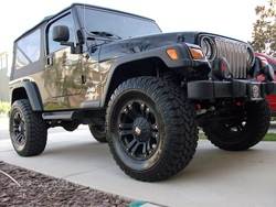 nightriderlances 2005 Jeep Wrangler