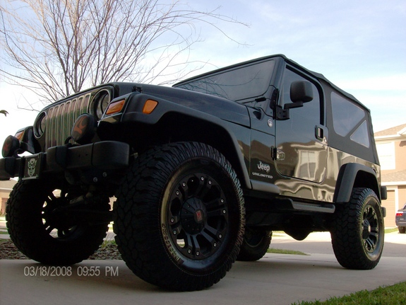 Another nightriderlance 2005 Jeep Wrangler post... - 11831934