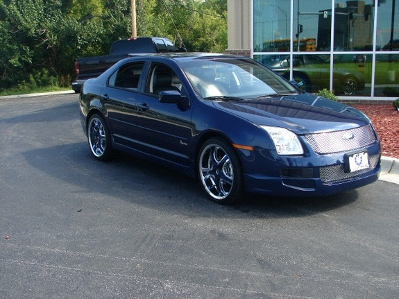 Rseries 2008 Ford Fusion Specs Photos Modification Info