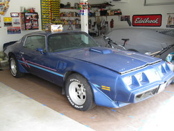 ballroomblitz79s 1979 Pontiac Trans Am