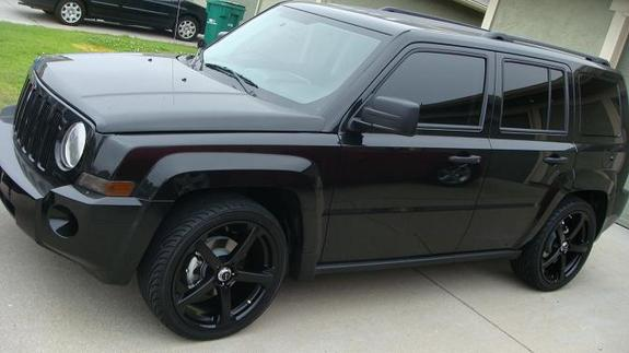 Siccjeep 2008 Jeep Patriot Specs Photos Modification Info At Cardomain