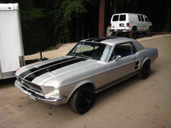 CustomChariotss 1967 Ford Mustang