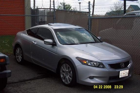 Csilver1 2008 Honda Accord Specs Photos Modification