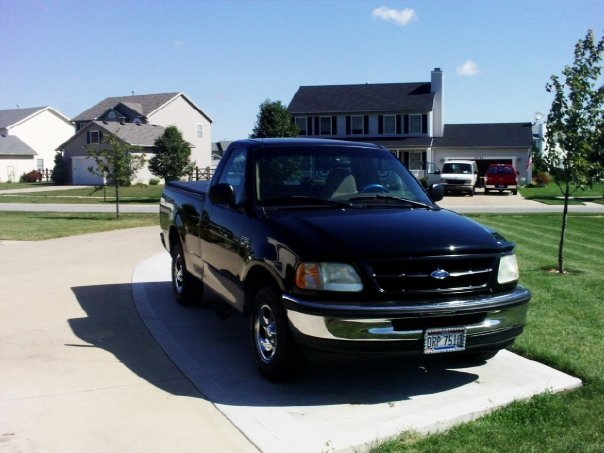 stealthchamp 1997 ford f150 regular cab specs photos modification info at cardomain. Black Bedroom Furniture Sets. Home Design Ideas