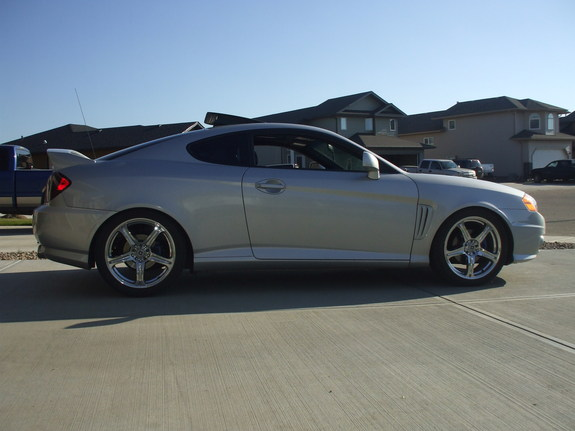 Tibdude 2003 Hyundai Tiburon Specs Photos Modification
