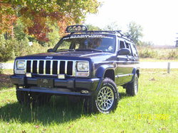 stelmaries 1997 Jeep Cherokee