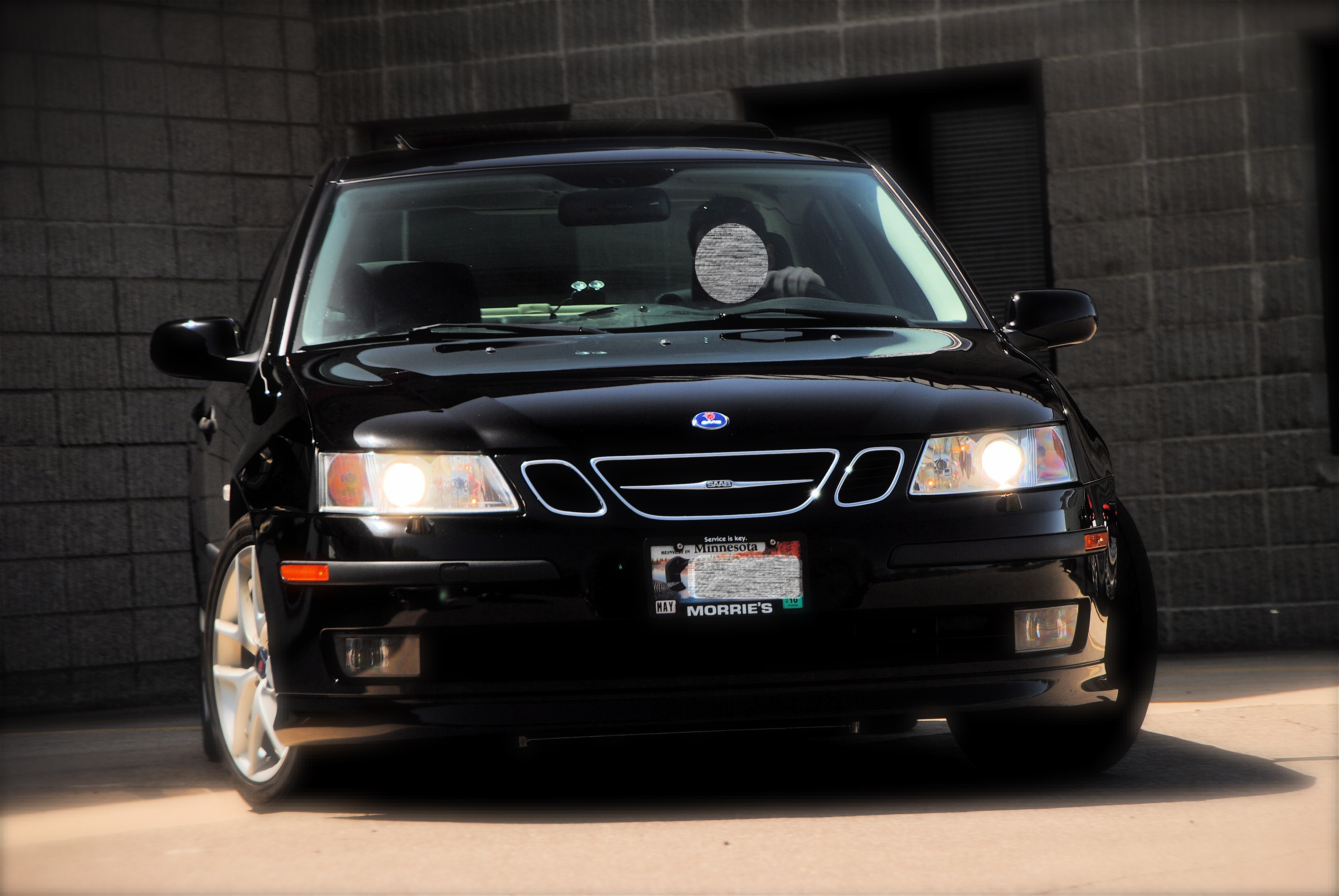 Another slipdm16 2004 Saab 9-3 post... - 11836567