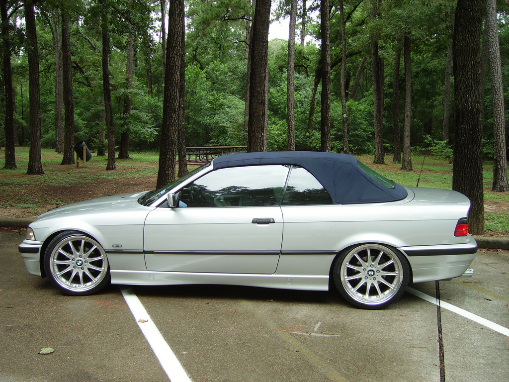 All Bmw E36 On 19 Inch Wheels