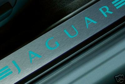 Lighted Door Sill Plate Jaguar Forums Jaguar