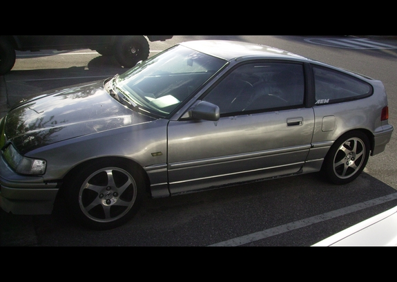 Another DaBiGZ 1988 Honda CRX post... - 11837349