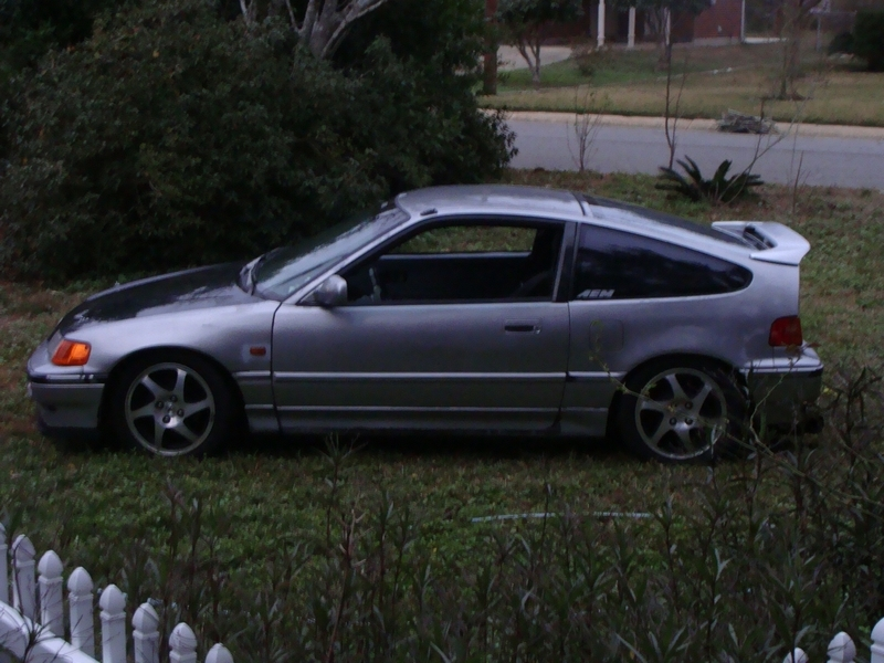 Another DaBiGZ 1988 Honda CRX post... - 11837358