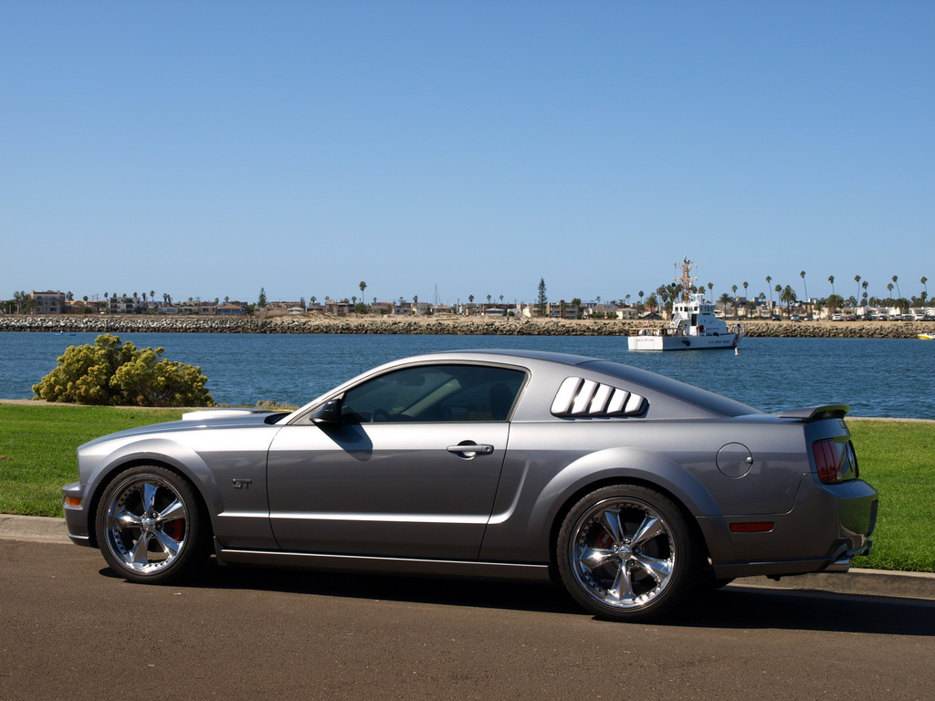 07tungsten 2007 ford mustang specs photos modification info at cardomain. Black Bedroom Furniture Sets. Home Design Ideas