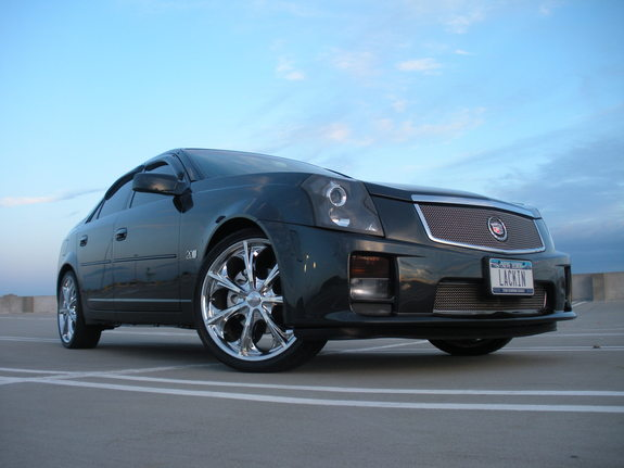 lack1n 2005 cadillac cts specs photos modification info. Black Bedroom Furniture Sets. Home Design Ideas