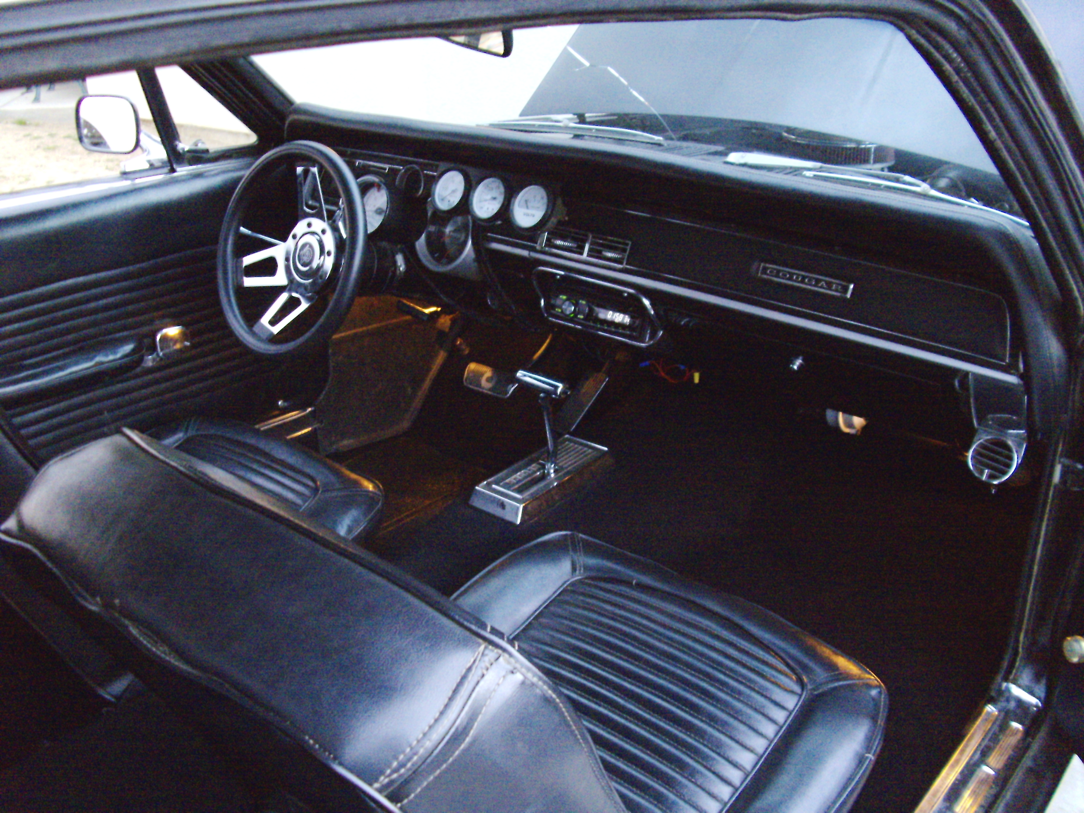 Another Muscle_Vs_Import 1968 Mercury Cougar post... - 11836839