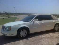 MONEY01BLOCKs 2001 Cadillac DeVille