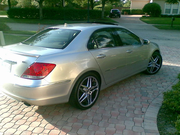 Another mikeryan22 2006 Acura RL post... - 11840075