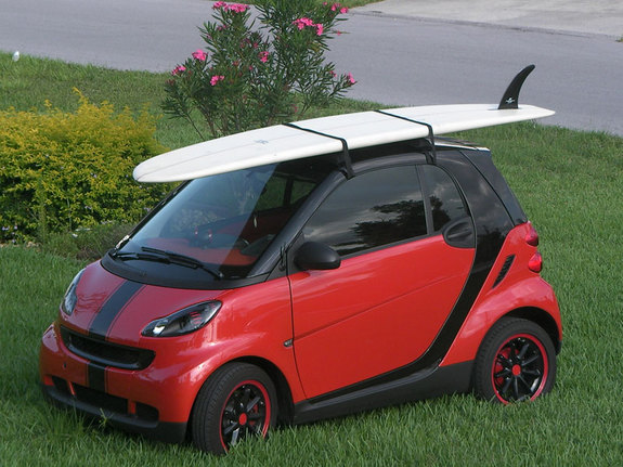 cubefx 2008 Smart Fortwo