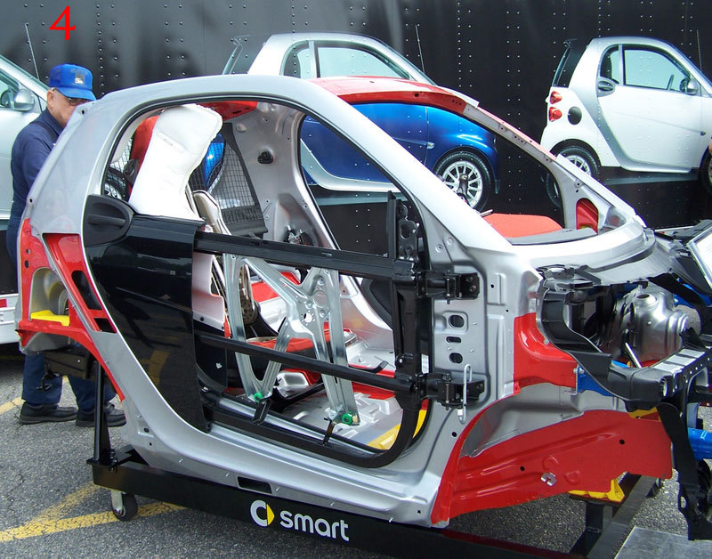 Cubefx 2008 smart fortwo specs photos modification info for Smart interieur