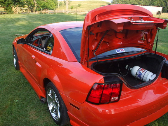 classapaint's 2000 Ford Mustang