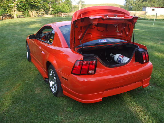 Another classapaint 2000 Ford Mustang post... - 11840729