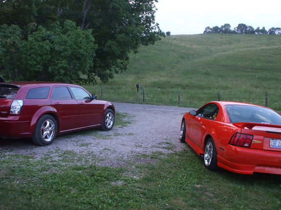 Another classapaint 2000 Ford Mustang post... - 11840736