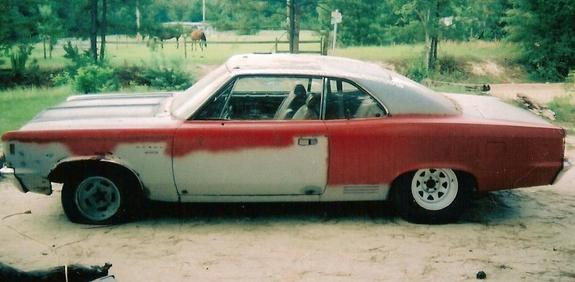 hillisdoyle's 1969 AMC Rebel