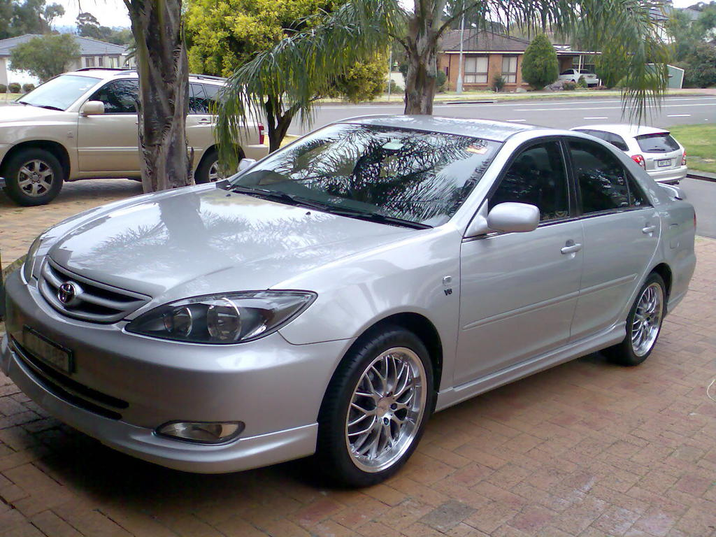 Kabisote 2003 Toyota Camry Specs Photos Modification