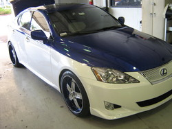 TB1000RRs 2008 Lexus IS