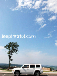 nerdymagoos 2008 Jeep Patriot