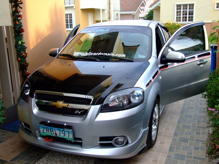 Carnois S 2008 Chevrolet Aveo In Makati City