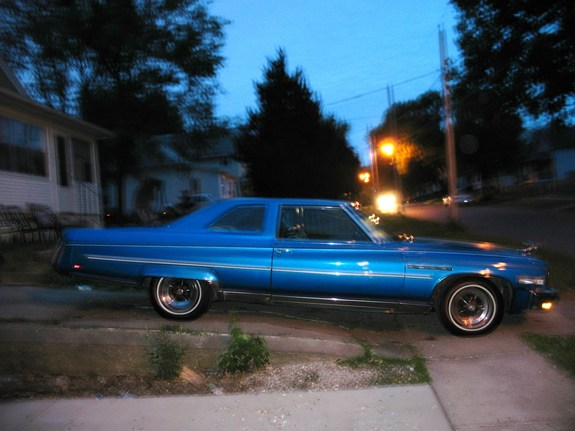 Another therealkendog 1975 Buick Electra post... - 11843782