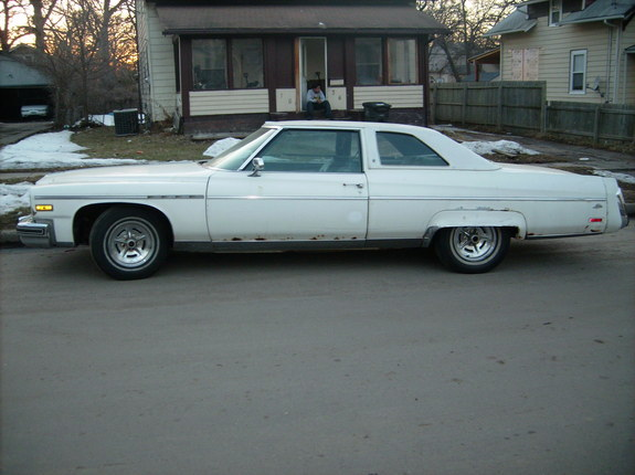 Another therealkendog 1976 Buick Electra post... - 11843942