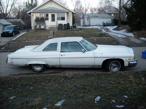 Another therealkendog 1976 Buick Electra post... - 11843944