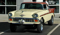 gassermikes 1956 Chevrolet Bel Air