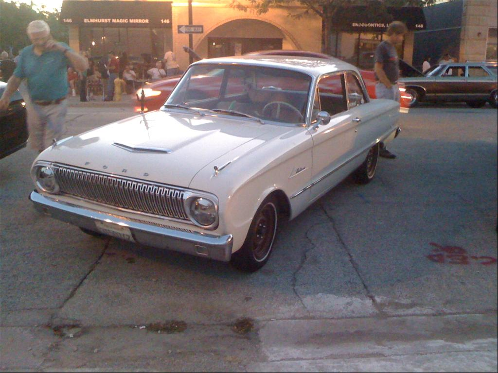 This is my 1962 Ford Falcon
