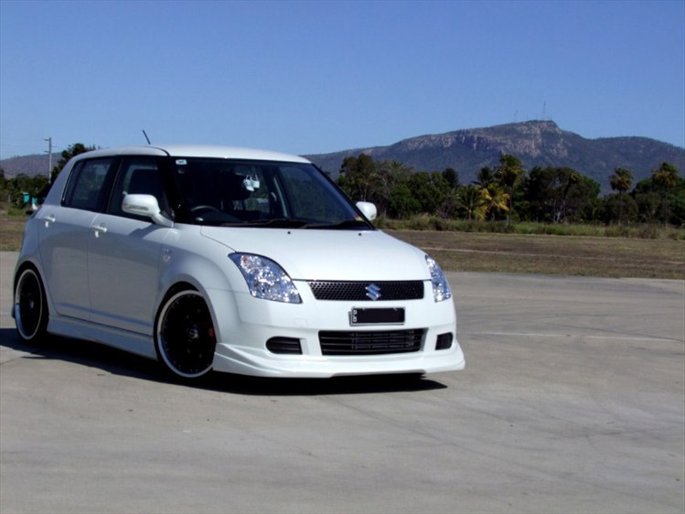 swiftpimp 2007 suzuki swift specs photos modification info at cardomain. Black Bedroom Furniture Sets. Home Design Ideas